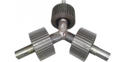 Ролики для гранулятора ГУК-800