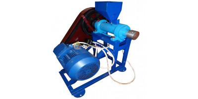 Экструдер для кормов КР-110 с двигателем 5,5 кВт на 380 B