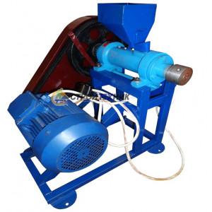 Экструдер для кормов КР-150 с двигателем 11,0 кВт на 380 B
