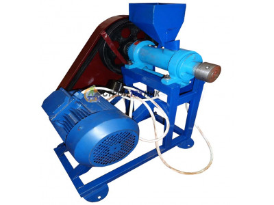Экструдер для кормов КР-150 с двигателем 7,5 кВт на 380 B
