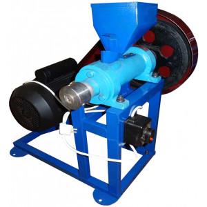 Экструдер для кормов КР-70 с двигателем 2,2 кВт на 220 B