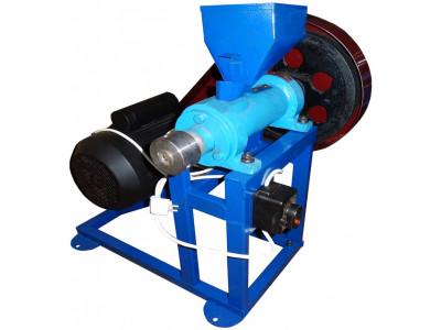 Экструдер для кормов КР-70 с двигателем 2,2 кВт на 380 B
