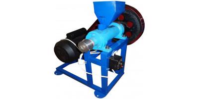 Экструдер для кормов КР-70 с двигателем 4,0 кВт на 380 B