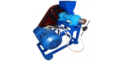 Экструдер для кормов КР-70Н с двигателем 4,0 кВт на 220 B