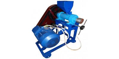 Экструдер для кормов КР-70Н с двигателем 4,0 кВт на 380 B