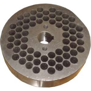 Матрица для гранулятора ГУК-100 -160 мм Ø отверстий 10,0 мм