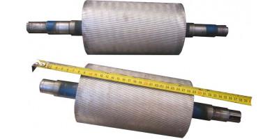 Валы для дробилки-плющилки валковой ВПК-200