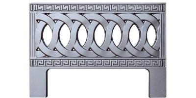 Форма для оградки из АБС №10