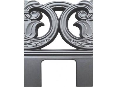 Форма для огорожі з АБС №14 Розміри: 500х650х40 мм