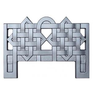 Форма для оградки из АБС №3 Размеры: 1000x700x40 мм