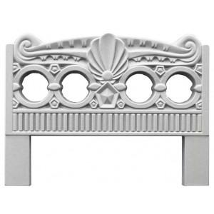 Форма для оградки из АБС №5