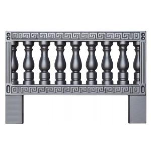 Форма для оградки из АБС №9 Размеры: 1000x650x40 мм