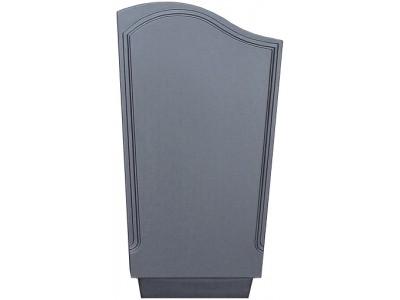 Форма для памятника из АБС №002 Размеры: 800х450х100 мм