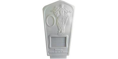 Форма для памятника из АБС №008
