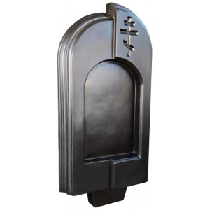 Форма для памятника из АБС №015.1