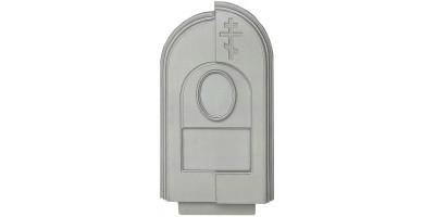 Форма для памятника из АБС №015.2