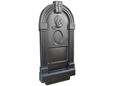 Форма для памятника из АБС №017.1
