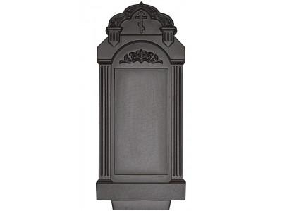 Форма для памятника из АБС №020.1