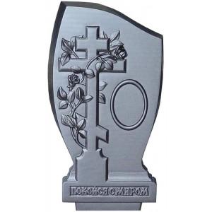 Форма для памятника из АБС №021