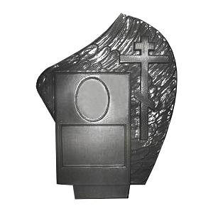 Форма для памятника из АБС №023.1