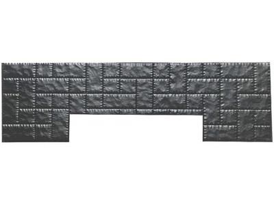 Форма противоусадочной плиты под памятник из АБС №12