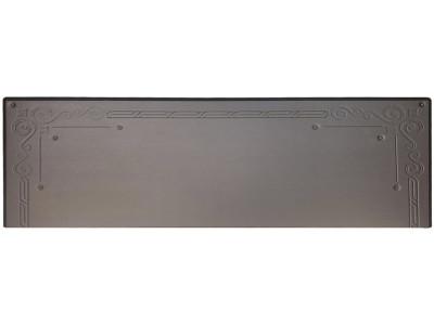 Форма противоусадочной плиты под памятник из АБС №14