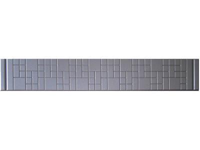 Форма противоусадочной плиты под памятник из АБС №2 Размеры: 1950x300x50 мм