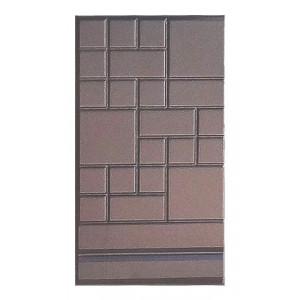 Форма противоусадочной плиты под памятник, добавочная из АБС №2-1