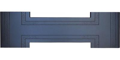 Форма противоусадочной плиты под памятник из АБС №4