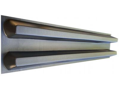 Форма противоусадочной подставки под памятник из АБС №1(пара)