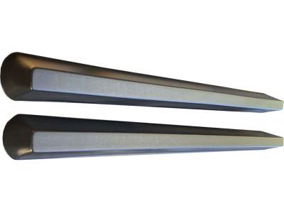 Форма противоусадочной подставки под памятник из АБС №2(пара)