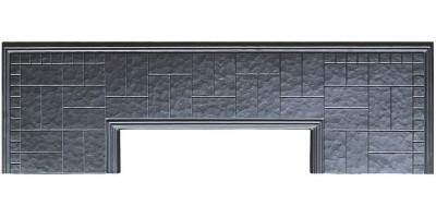 Форма противоусадочной плиты под памятник из АБС №6