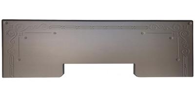 Форма противоусадочной плиты под памятник из АБС №13
