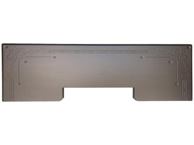 Форма противоусадочной плиты под памятник из АБС №13 Размеры: 1600х625х50 мм