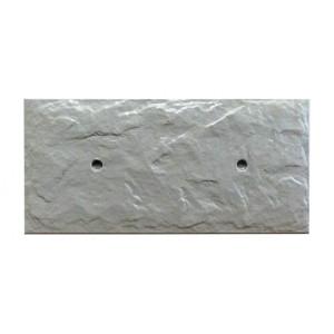 Форма для полифасада из АБС №7 Размеры: 500х250х18 мм