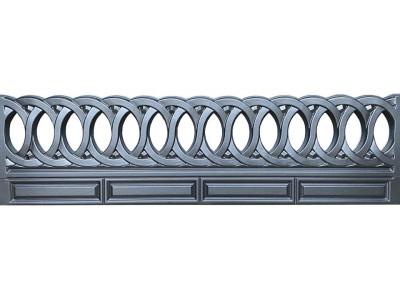 Формы стеклопластиковые для еврозаборов №В-53