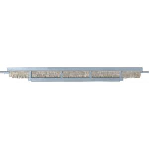 """Форма стеклопластиковая для столба """"Колотый камень"""" в металлическом каркасе Размеры 2800х120х125 мм"""