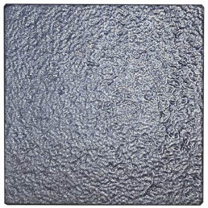 """Form for paving slabs from ABS insert """"Shagreen"""" No. 4 Size: 200x200x30 mm"""