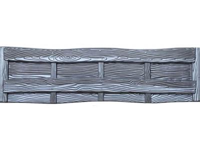 Форма для паркану з АБС № 109.2