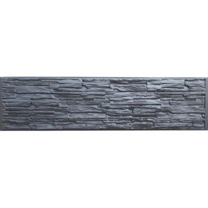 ABS plastic molds for fences No. 121
