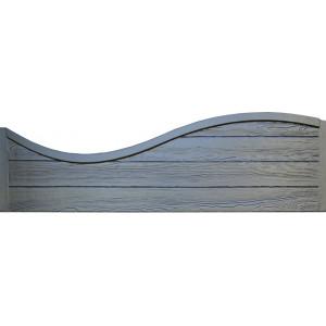 """Form for fence """"Calypso top original"""" from ABS No. 131"""