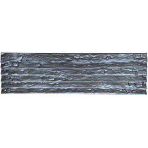 Форма для паркану з АБС № 75.2
